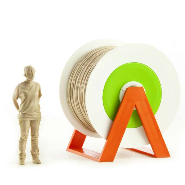 EUMAKERS PLA filament Incarnate Pink 2.85mm 1000g