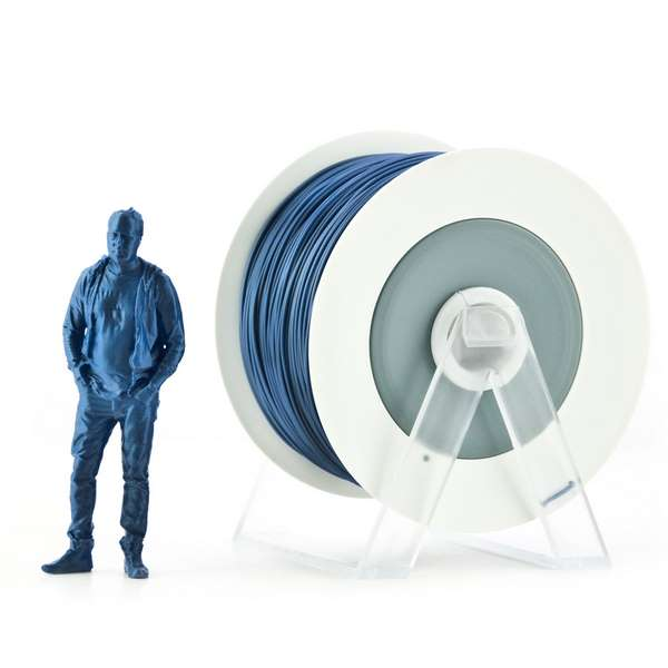 EUMAKERS PLA filament Metallic Blue 2.85mm 1000g