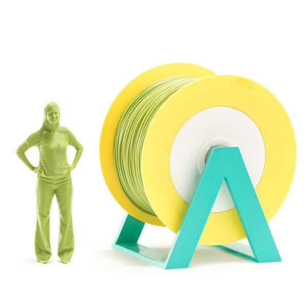 EUMAKERS PLA filament Sage Green 2.85mm 1000g