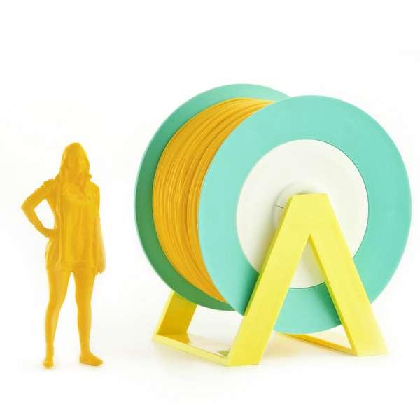 EUMAKERS PLA filament Tangerine Orange 2.85mm 1000g