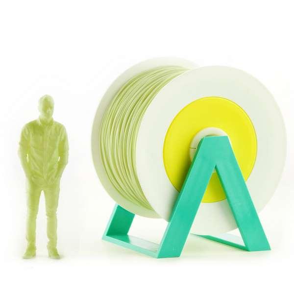 EUMAKERS PLA filament Water Green 2.85mm 1000g