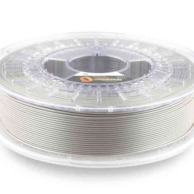 Fillamentum ABS Extrafill Metallic Grey 1.75mm 750g