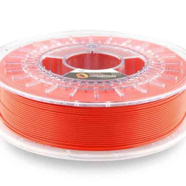 Fillamentum ABS Extrafill Traffic Red 1.75mm 750g