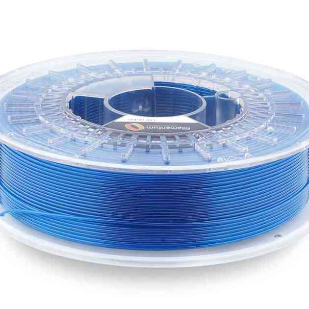 Fillamentum CPE HG100 Deep Sea Transparent 1.75mm 750g