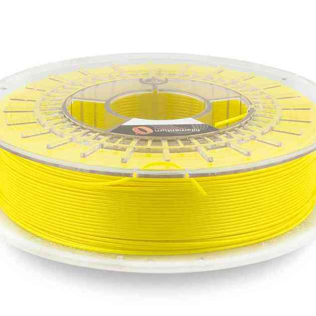 Fillamentum CPE HG100 Flash Yellow Metallic 1.75mm 750g