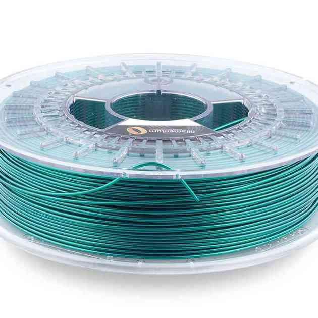 Fillamentum CPE HG100 Jungle Green Metallic 2.85mm 750g