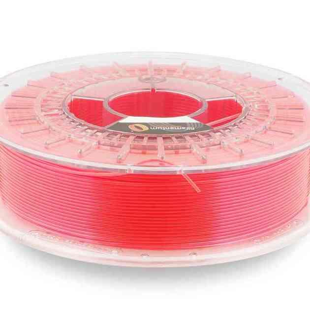 Fillamentum CPE HG100 Neon Pink Transparent 2.85mm 750g