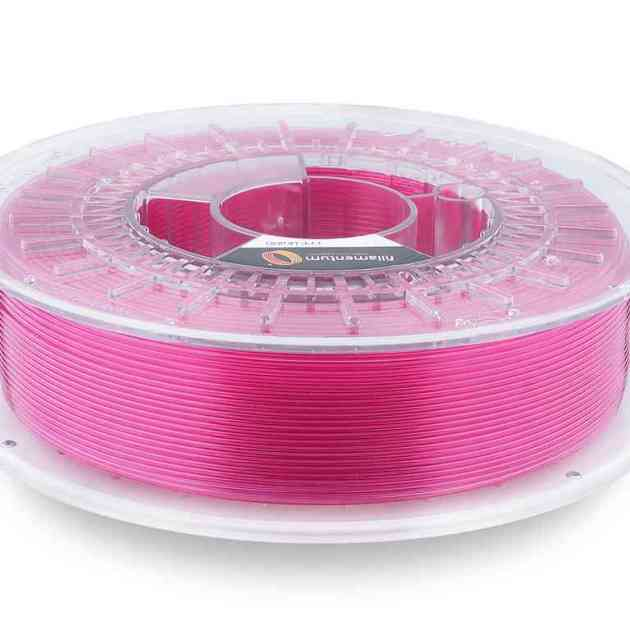 Fillamentum CPE HG100 Pink Blush Transparent 1.75mm 750g