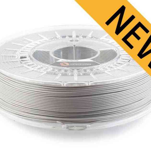Fillamentum Nylon FX256 Metallic Grey 2.85mm 750g