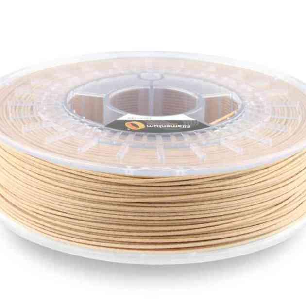 Fillamentum Timberfill Light Wood Tone 1.75mm 750g