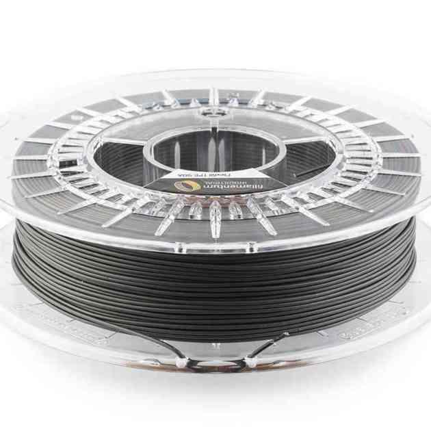 Fillamentum TPE 90A Flexfill Traffic Black 1.75mm 500g