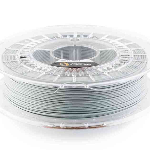 Fillamentum TPE 96A Flexfill Light Grey 1.75mm 500g