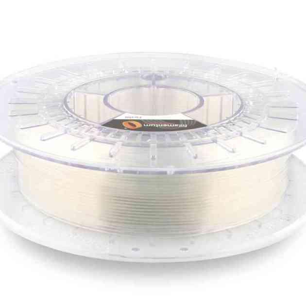 Fillamentum TPU 92A Flexfill Natural 1.75mm 500g