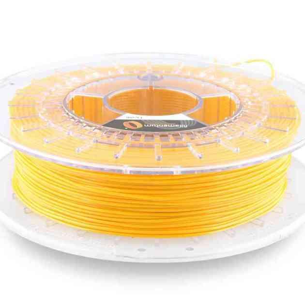 Fillamentum TPU 92A Flexfill Signal Yellow 2.85mm 500g