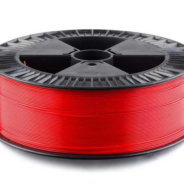 Fillamentum PLA Extrafill Traffic Red 1.75mm 2500g