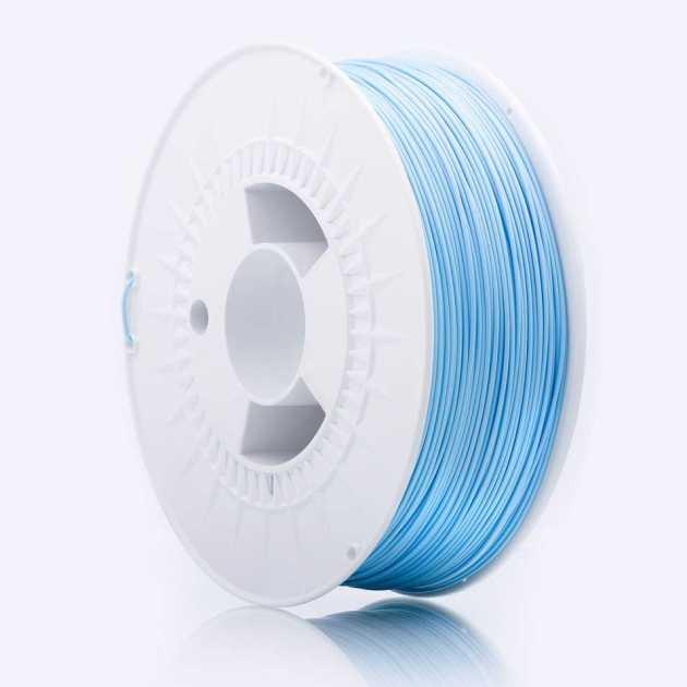 Ecoline PLA filament Pastel Blue 1000g 1.75mm