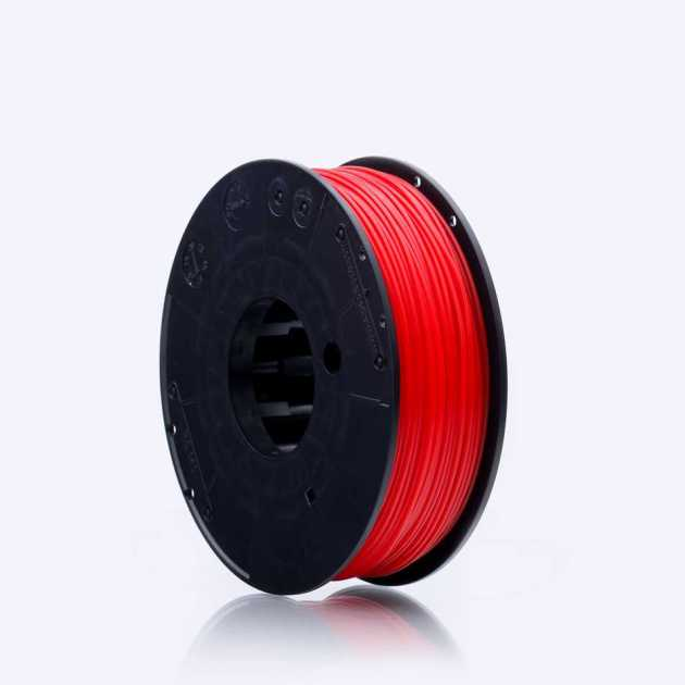 Ecoline PLA filament Neon Red 250g 1.75mm