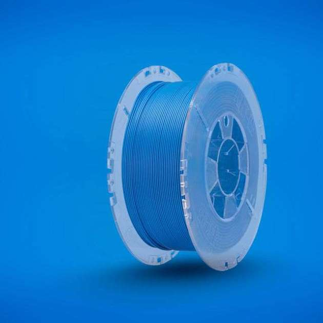 E-HT PLA filament Dark Blue 1.75mm 850g