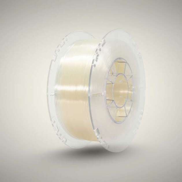 Lucent PLA filament Natural 1.75mm 850g