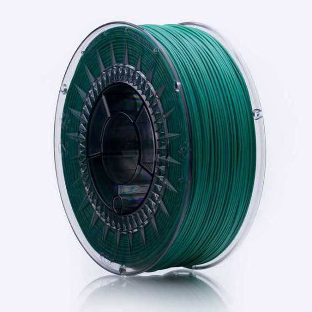 Smooth ABS filament Dark Green 1.75mm 850g