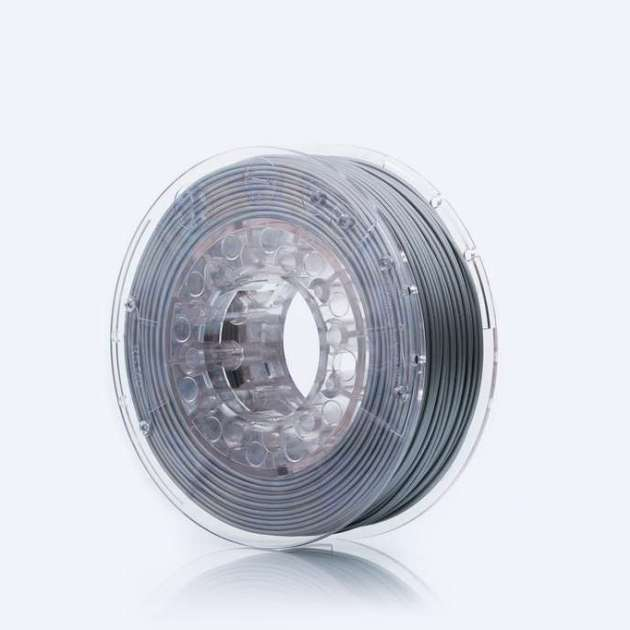 Smooth ASA filament Silver Shine 1.75mm 200g