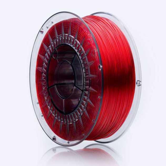 Swift PETG filament Rubin Red 1.75mm 1000g