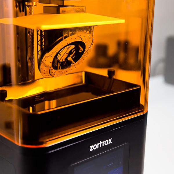 Zortrax Inkspire UV LCD - 3D tiskalnik