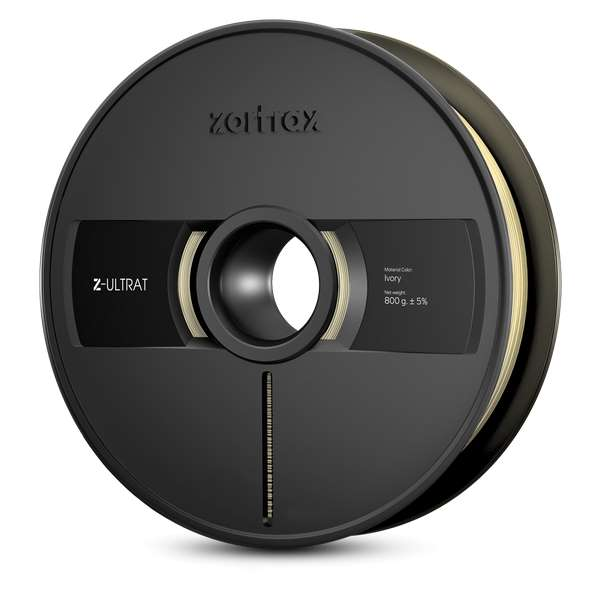 Zortrax Z-ULTRAT filament Ivory 800g
