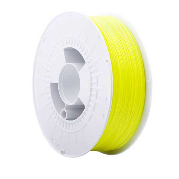 3Dshark PLA filament Neon Yellow 1000g 1.75mm