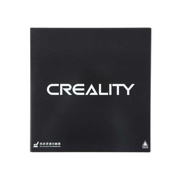 CREALITY Ender 3 - Steklena plošča s posebnim kemičnim premazom 235 x 235mm