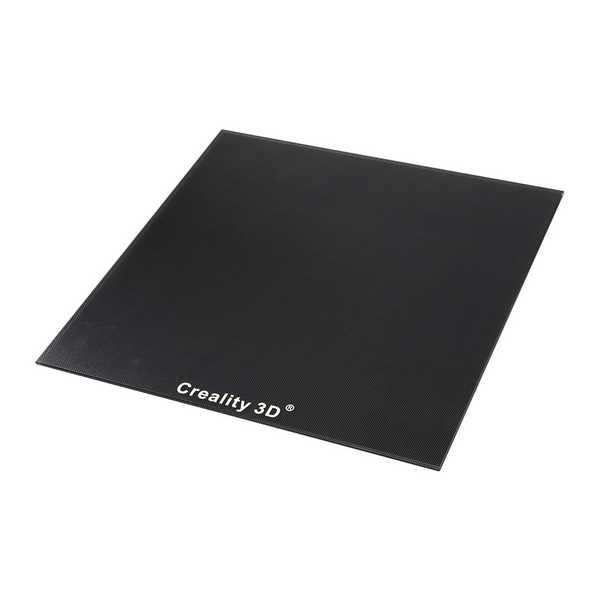 Creality 3D CR-10S Mini - Steklena plošča s posebnim kemičnim premazom 305 x 235 mm