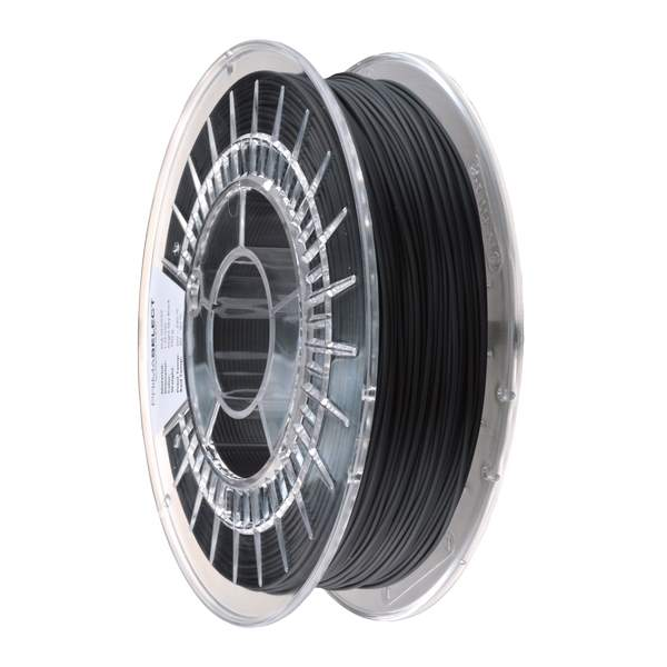 Glossy PLA filament Night Sky Black 1.75mm 750g - PrimaSelect