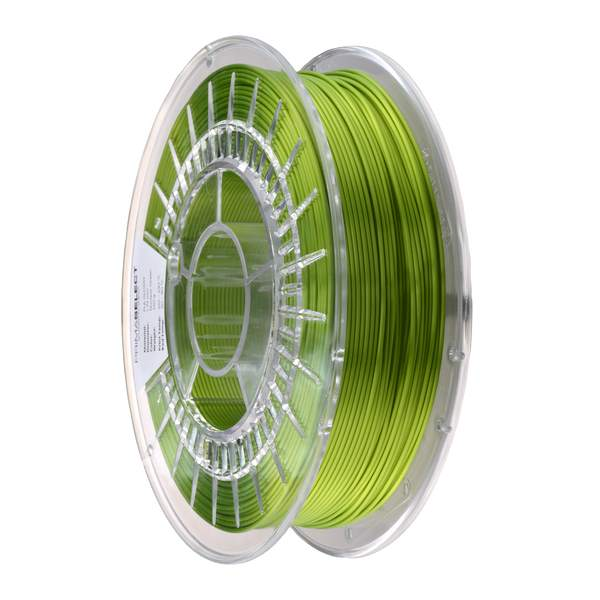 Glossy PLA filament Nuclear Green 1.75mm 750g - PrimaSelect
