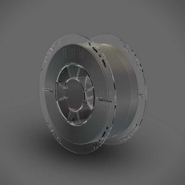 3Dshark PETG filament Black Mirror 1000g 1.75mm