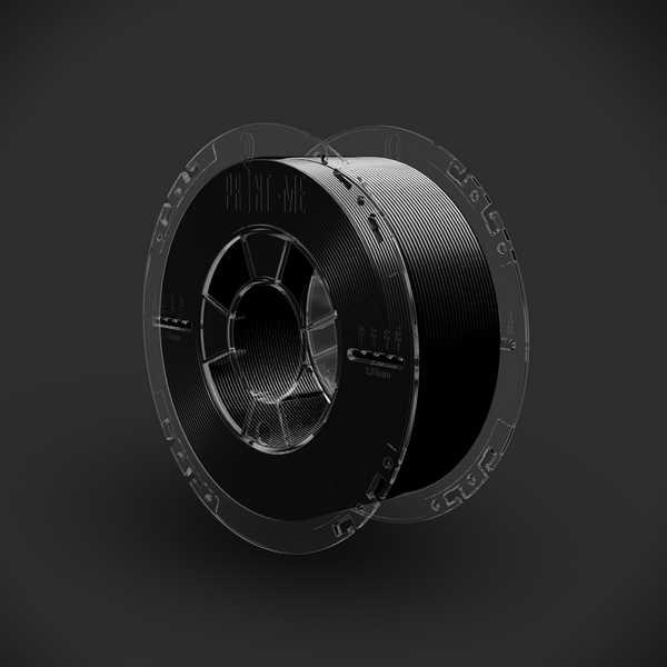 3Dshark PETG filament Black 1000g 1.75mm