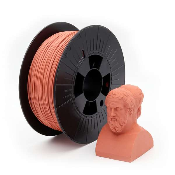 CLAY filament 1.75mm 750g - ARHITEKTURNI