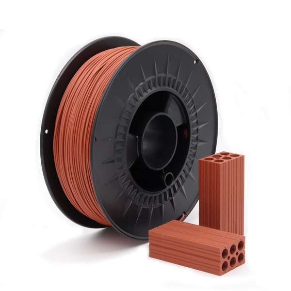 HERITAGE BRICK filament 1.75mm 750g - ARHITEKTURNI