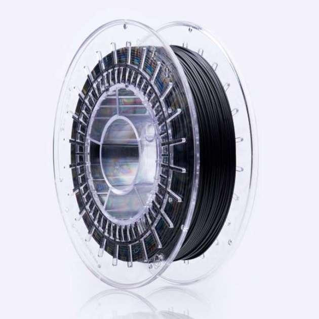 NYLON filament Nylon PA12 Black 1.75mm 450g