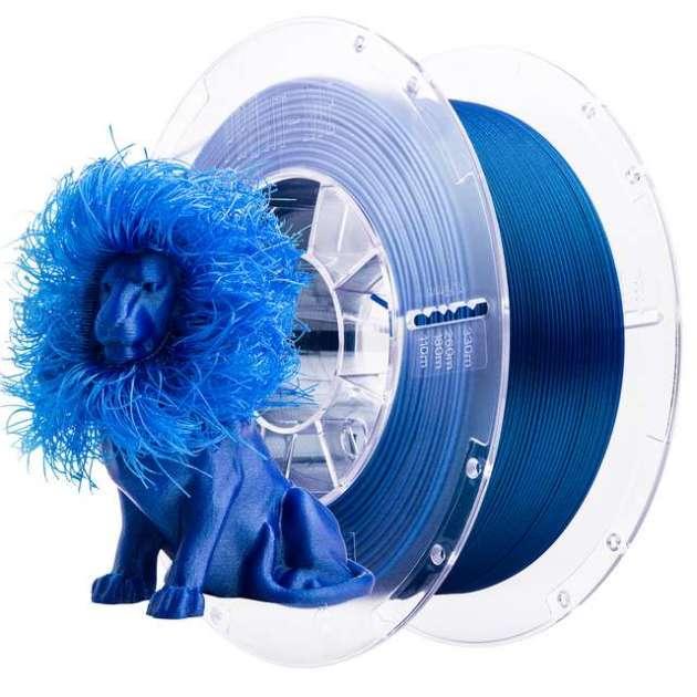 SmartFit Glitter PLA filament Sapphire Star 850g 1.75mm
