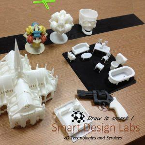 Vật liệu in 3D