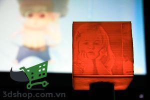 Đèn tranh in 3D