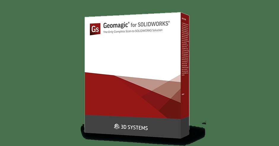 Geomagic Plugin for Solidworks