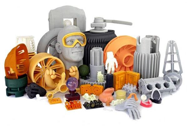 Sản phẩm in mô hình 3D giá rẻ
