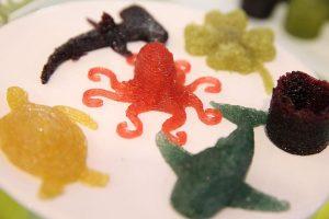 Sản xuất kẹo bằng công nghệ in 3D