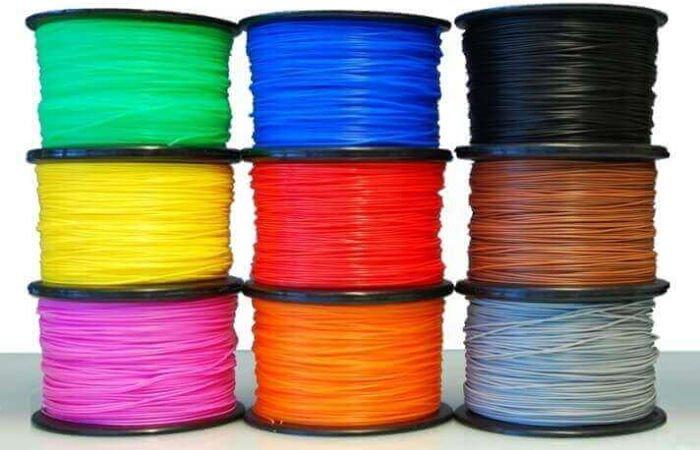 fused deposition modeling fdm 3d printer filament