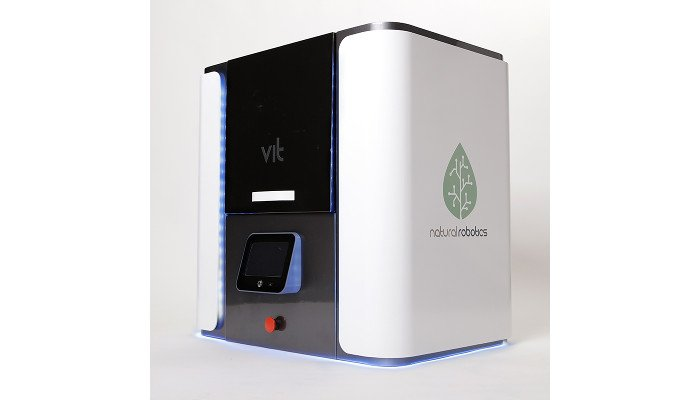 natural robotics vit sls 3d printer