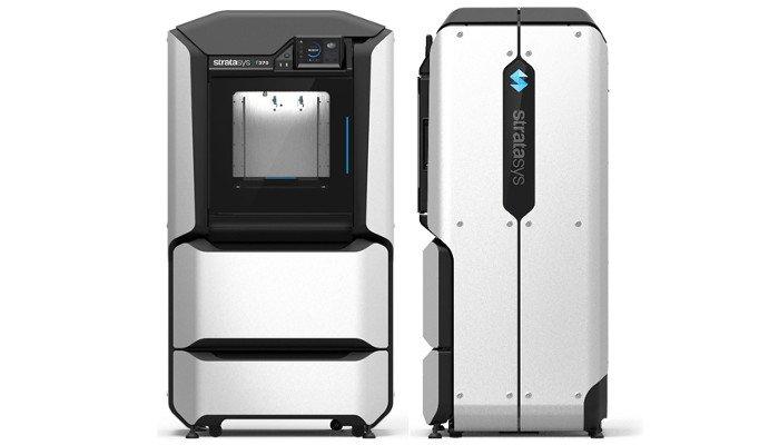 stratasys f170 dual extruder 3d printer