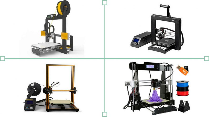 The 15 Best Cheap 3D Printers of 2018 (Under $100/$300/$500/$1000!)