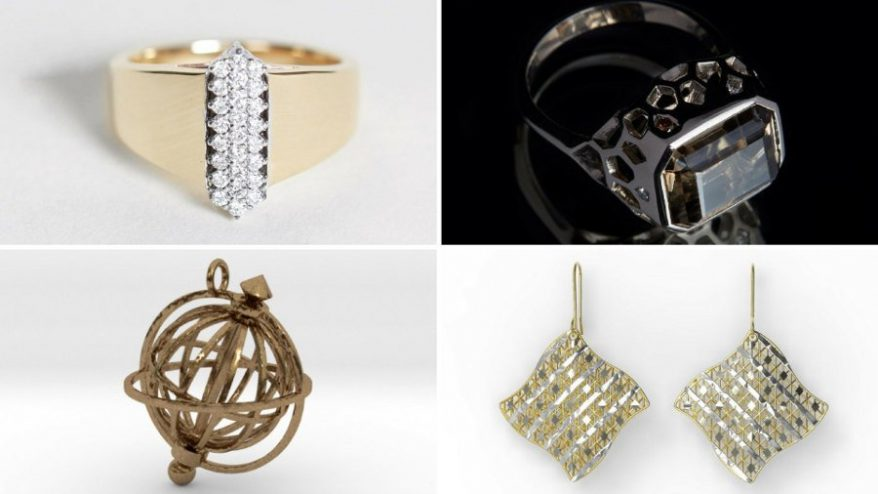 Top 10 3D Printed Jewelry Brands: Creating Stunning Rings