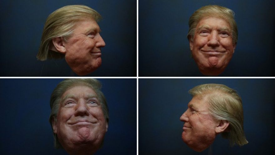 Hyperflesh: Incredibly Realistic 3D Printed Masks of Celebrities